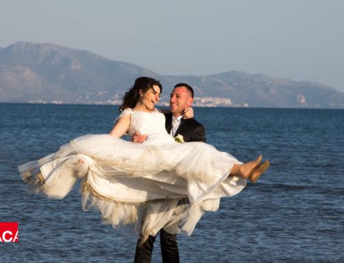 Fotografo Matrimonio Terracina, Gino e Sara, ristorante La Capannina